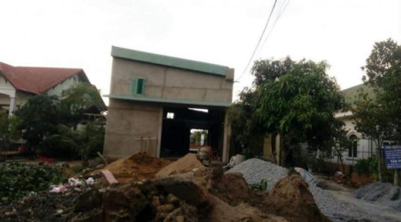 Cho thuê kho xưởng mới xây xong 700m2, giá 25 tr/th, tại mặt tiền đường Liên Ấp, xã Đa Phước, huyện Bình Chánh