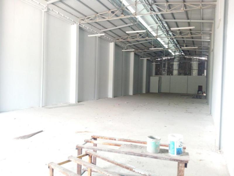 Cho thuê xưởng 850m2 mặt tiền An Hạ, Bình chánh, xây dựng kiên cố