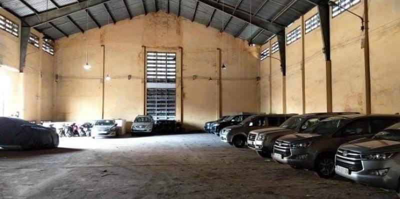 ( 0909.772.186 ) Cần cho thuê kho 800m2 - 1.200m2, giá 60 nghìn/m2 gần UBND huyện Bình Chánh.