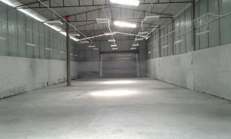 Cho thuê nhà xưởng 500m2 mặt tiền Hương Lộ 11, gần chợ Hưng Long Bình Chánh