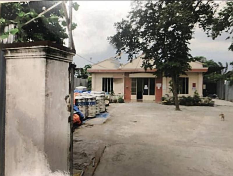 Cho thuê xưởng khuôn viên 20m * 60m mặt tiền Lê Minh Xuân, huyện Bình Chánh.