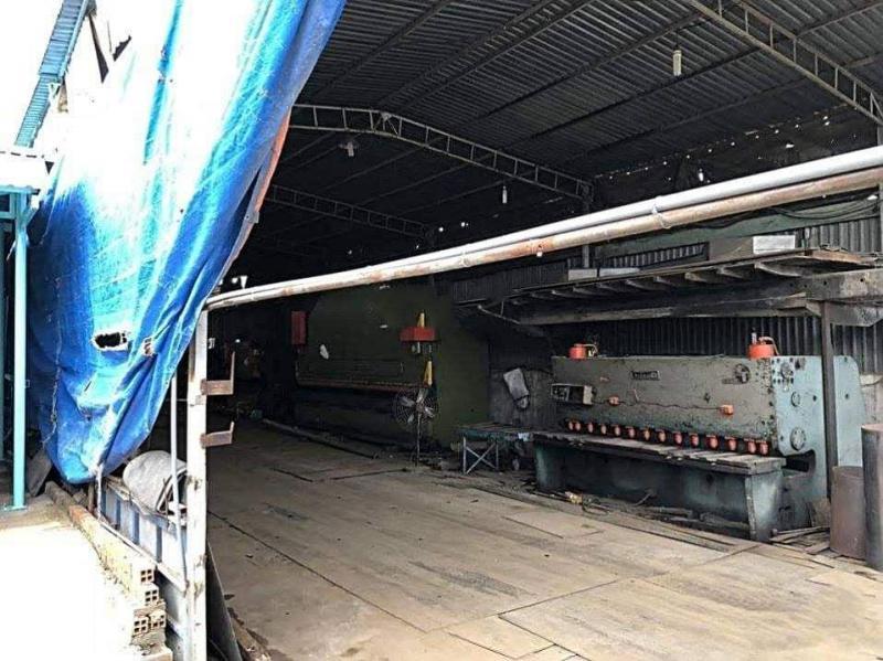 Xưởng mặt tiền đường Bùi Thanh Khiết - đường dẫn cao tốc Trung Lương. DT 1.500m2. Lh 0945.825.408
