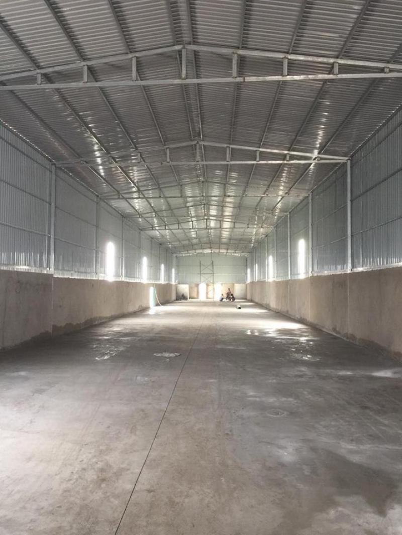 Cho thuê xưởng 4.000m2, giá 70.000đ/m2 mặt tiền Nguyễn Văn Linh.