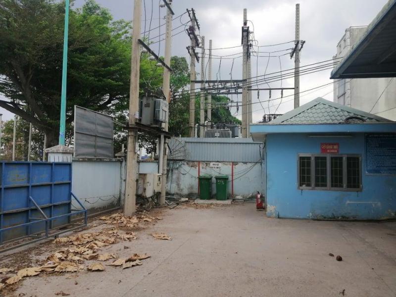 Cho thuê kho xưởng 1.400m2 Đường Nguyễn Cửu Phú, Bình Chánh. LH: 0909.772.186 Mr.Minh