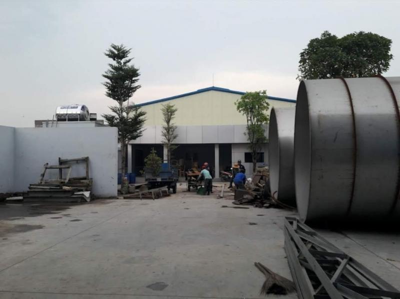 Bán nhà xưởng 2638m2 (hoặc 1/2) Vĩnh Lộc B, Bình Chánh TPHCM