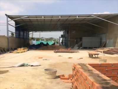 Ngân hàng thanh lý lô đất trần văn giàu 740m2 làm xưởng