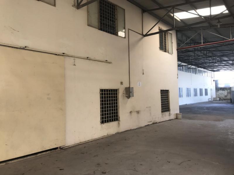 Cho thuê kho xưởng mặt tiền đường Nguyễn Hữu Trí, thị trấn Tân Túc, Bình Chánh.
