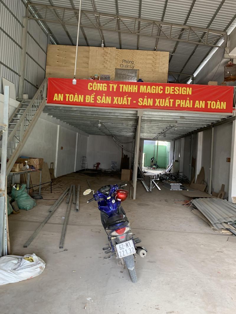 Kho xưởng cho thuê tại đường Liên Ấp 2, 3, xã Đa Phước, huyện Bình Chánh, TP.HCM