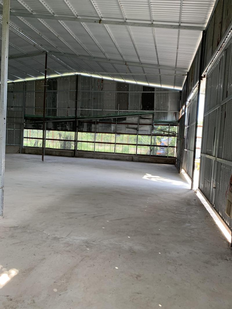 Nhà xưởng cho thuê gần chợ Phú Lạc