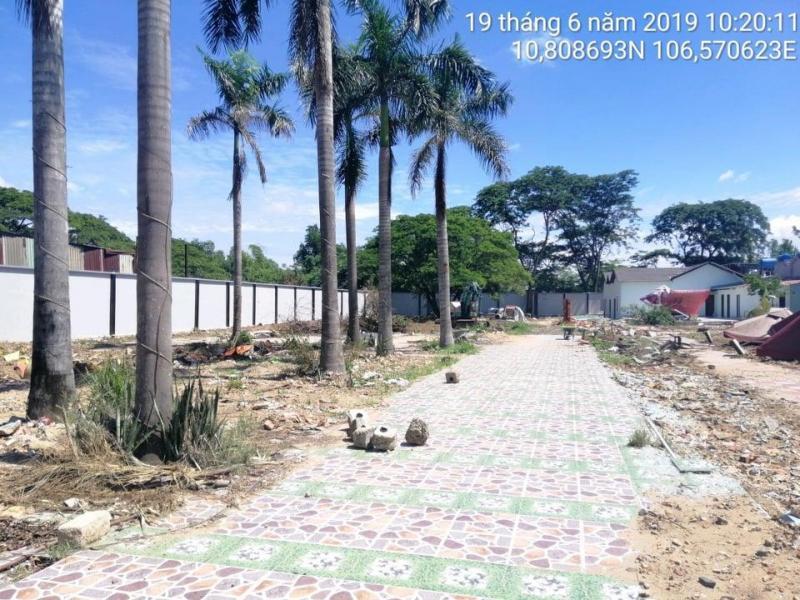 Mặt bằng lớn cho thuê (5.400m2) ngay mặt tiền Vĩnh Lộc, Vĩnh lộc A, Bình Chánh.