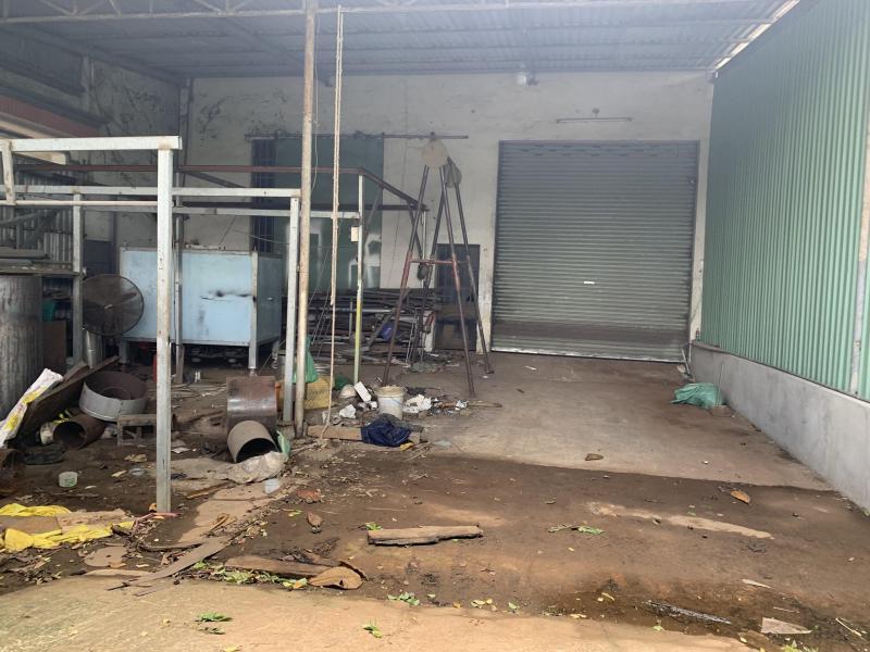 Cho thuê 300m2 kho chứa hàng mặt tiền đường Quốc Lộ 50 thuộc xã Đa Phước, Bình Chánh