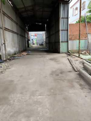 Cần cho thuê kho xưởng hiện không sử dụng tại mặt tiền đường Quốc Lộ 50, Phong Phú, Bình Chánh