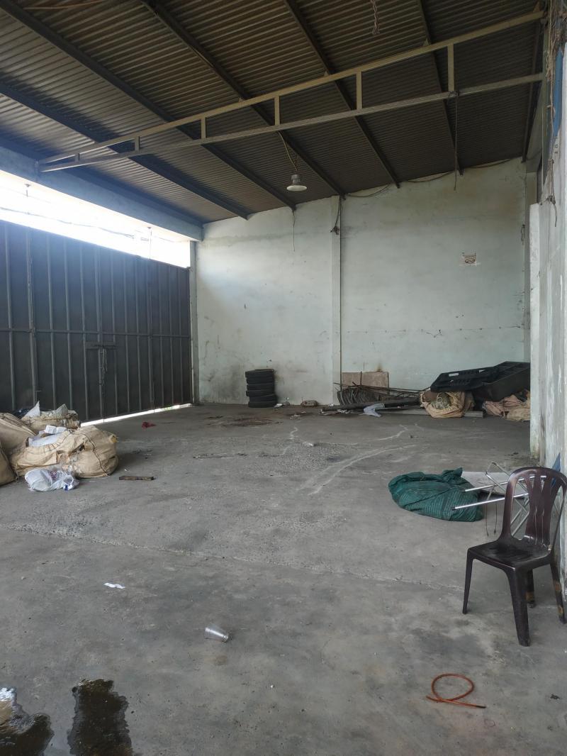 Cho thuê nhà xưởng mặt tiền đường Thới Hòa, Vĩnh Lộc A, Bình Chánh