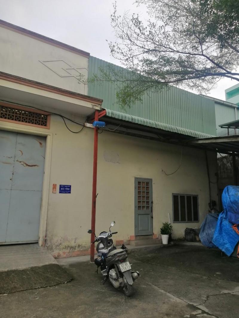 Cho thuê kho mặt tiền quốc lộ 1A, xã Tân Kiên , Huyện Bình Chánh