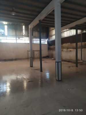Cho thuê hoặc bán nhà xưởng Đường Vườn Thơm, Ấp 3 Xã Bình Lợi , Bình Chánh.