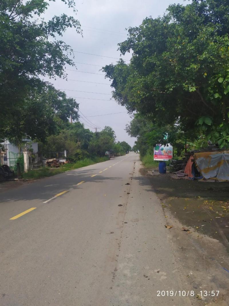 Cho thuê / Bán nhanh kho xưởng kinh doanh mặt tiền đường Vườn Thơm thuộc Ấp 3 xã Bình Lợi, Bình Chánh TPHCM