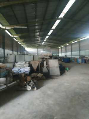 Cho thuê kho xưởng mặt tiền đường Vườn Thơm, xã Bình Lợi, huyện Bình Chánh - TP HCM