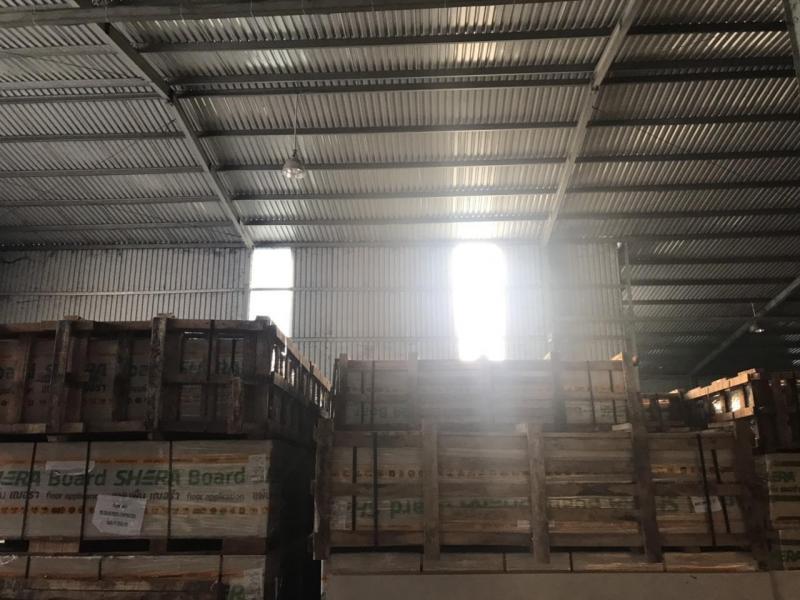 Cho thuê kho xưởng sản xuất mặt tiền đường Nguyễn Hữu Trí thuộc Thị trấn Tân Túc, Bình Chánh