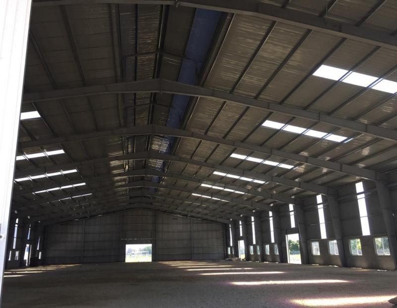 Cho thuê kho xưởng tại Hải Dương, Bình Giang 1010m2 (Có ảnh)