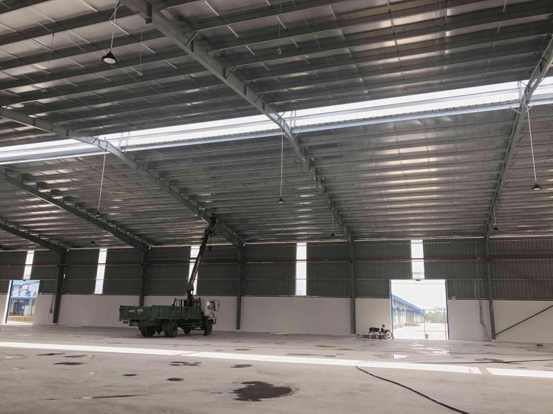 Cho thuê kho xưởng tại Hải Dương, Bình Giang, Quán Gỏi 2.215m khuôn viên 4.000m