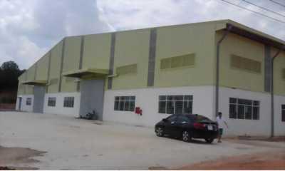 Bán/ chuyển nhượng nhà xưởng sx tại KCN Bình Xuyên