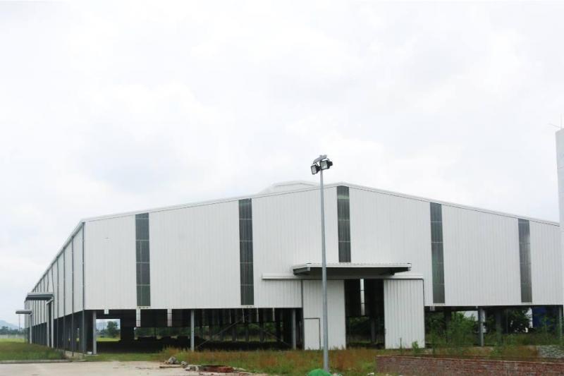 Cho thuê 5000m2 kho xưởng tại khu công nghiệp Long Hậu