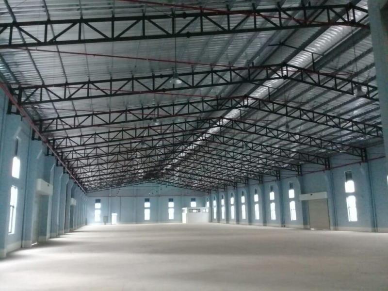 Cho thuê kho 2.000m2 - 10.000m2 tại khu công nghiệp Long Hậu