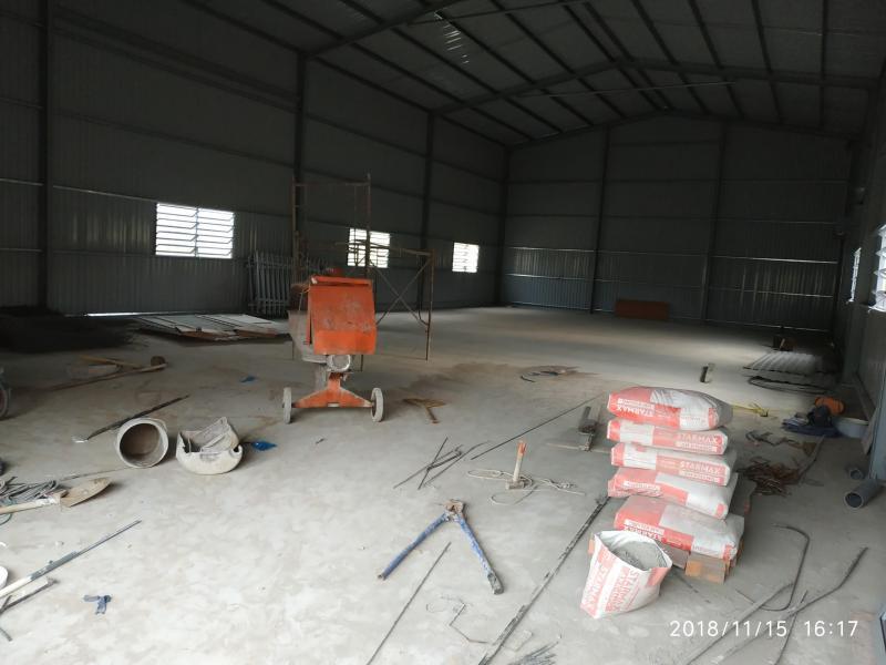 Cho thuê nhà xưởng 2100m2 mặt tiền Đường 835B, Xã Phước Lý. LH: 0938.101.316 Tuấn