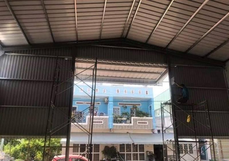 Cho thuê xưởng 12m x 25m ngay KCN Long Hậu, Cần Giuộc, Long An. Lh 0916.30.2979 Phúc