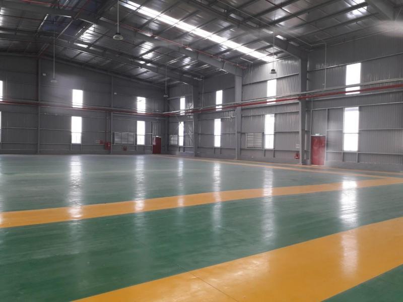 Cho thuê nhà xưởng 6000m2 trong KCN Long An, gần Cảng Quốc Tế, chứa hàng để xuất khẩu dể dàng