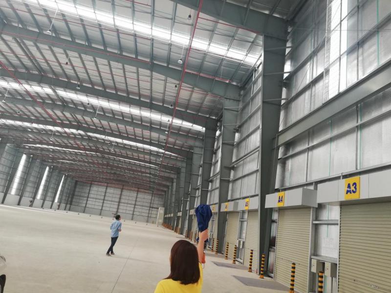 Cho thuê nhà xưởng 5000m2 Đường Quốc Lộ 50, gần Cảng Quốc Tế Long An, Cần Giuộc, Long An