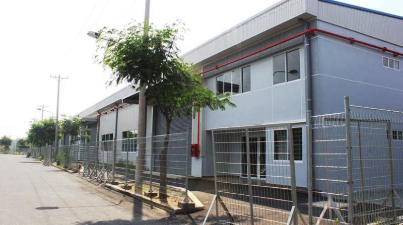 Cho thuê nhà xưởng tại KCN Long Hậu, diện tích linh hoạt từ 576m2 - 5000m2, LH 0945.825.408 Long