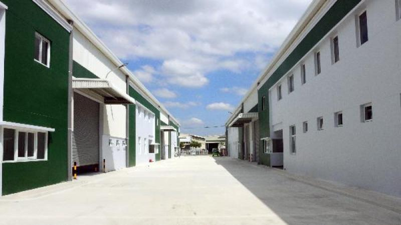 Cho thuê nhà xưởng mới xây dt 1.460m2 tại KCN Long Hậu - Cần Giuộc - Long An.