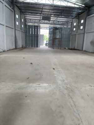 Cho thuê kho xưởng mặt tiền đường ĐT 835A thuộc xã Mỹ Lộc, Cần Giuộc, Long An