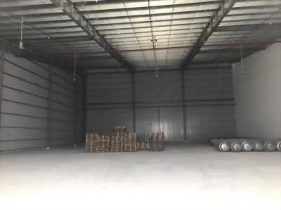 Cho thuê kho xưởng có văn phòng, giá thuê tốt nhất khu vực KCN Long Hậu, Cần Giuộc, Long An
