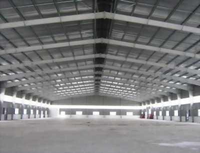 Bán nhà xưởng 3800m2 khuôn viên 4600m2 tại Phú Nghĩa