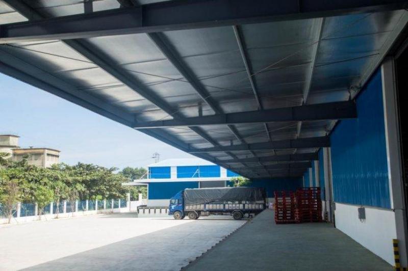Xưởng cho thuê 3.000m2 KCN Hải Sơn, Đức Hòa, Long An