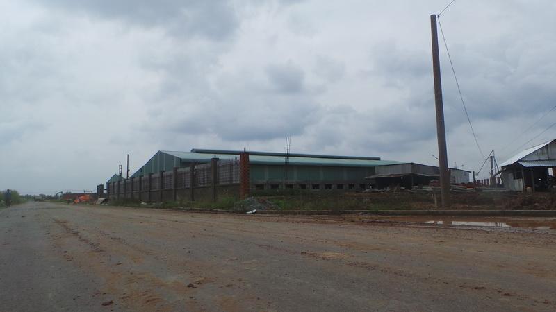 Cho thuê nhiều kho xưởng 65m x 75m, 60m x 103,5m xây theo yêu cầu của khách hàng tại KCN Tân Đô.
