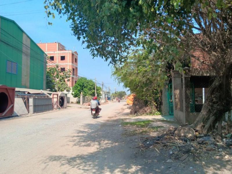 Cho thuê kho, xưởng 1.000m2 - 40 tr/th, Đức Hòa Đông, huyện Đức Hòa, tỉnh Long An.