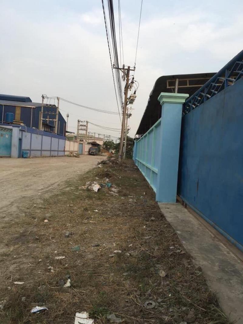 Cho thuê kho xưởng 4.000m2, giá 150triệu/ tháng tại xã Đức Hòa Đông - Long An