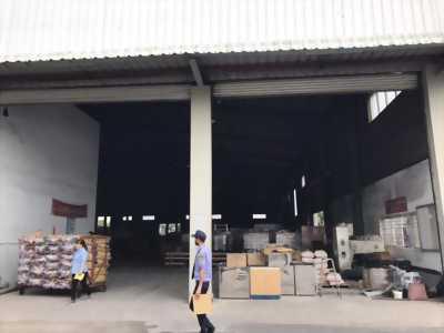 Kho xưởng cho thuê thuộc Cụm KCN Đức Hòa, giá tốt đầy đủ các tiện ích phục vụ cho sản xuất