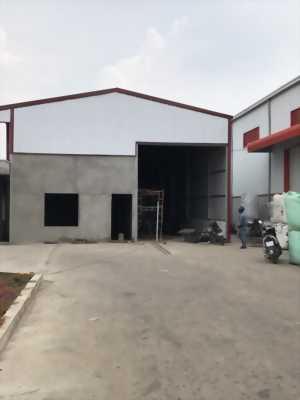 Nhà xưởng kinh doanh sản xuất cho thuê thuộc cụm KCN Hải Sơn - Đức Hòa