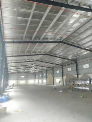 Cho thuê/ Bán nhanh kho xưởng đạt chuẩn công nghiệp thuộc cụm công nghiệp Làng Sen, Đức Hòa, Long An
