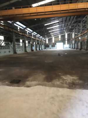 Cho thuê kho xưởng đạt chuẩn giá tốt trong KCN Tân Đô, Đức Hòa tỉnh Long An