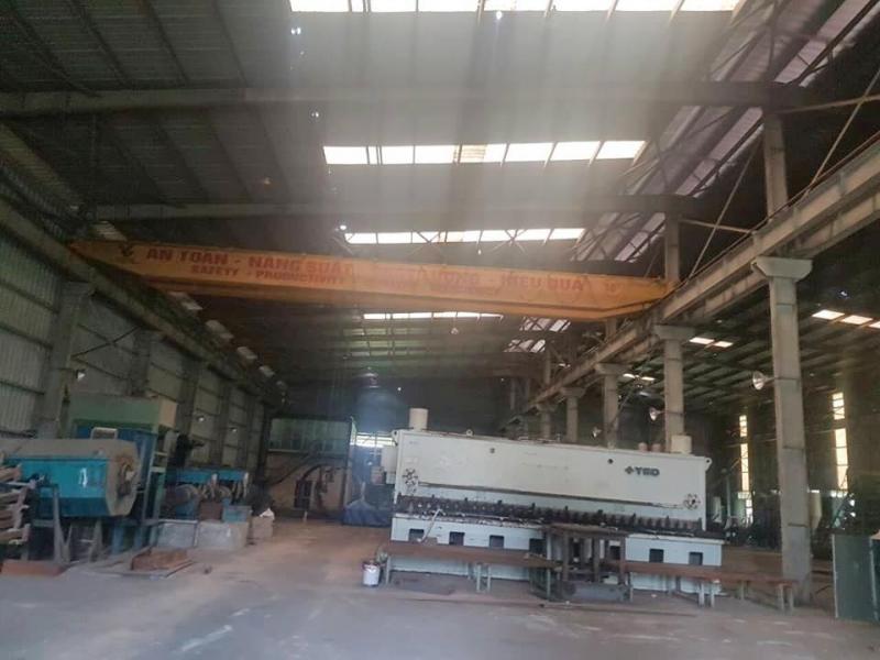Cho thuê xưởng tại KCN Lai Vu, Kim Thành, Hải Dương 5050m