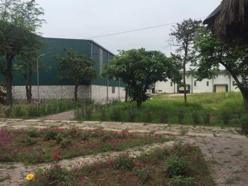 Cho thuê nhà xưởng mới tại Hải Dương Kinh Môn 2710m2 (Ảnh Thật)