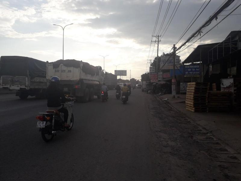 Cho thuê kho xưởng Đồng Nai, ngay mặt tiền đường Quốc lộ 51 thuộc xã Phước tân, huyện Long Thành, tỉnh Đồng Nai.