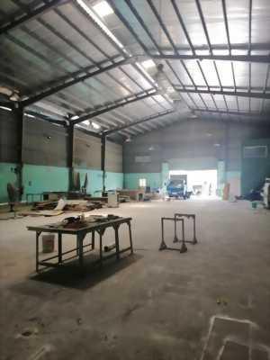 Cho thuê nhà xưởng mặt tiền Quốc Lộ 51 thuộc trung tâm Thị trấn Long Thành, huyện Long Thành, tỉnh Đồng Nai.