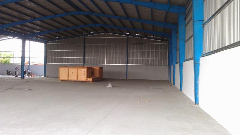 Cho thuê nhà xưởng tại khu công nghiệp tân trường