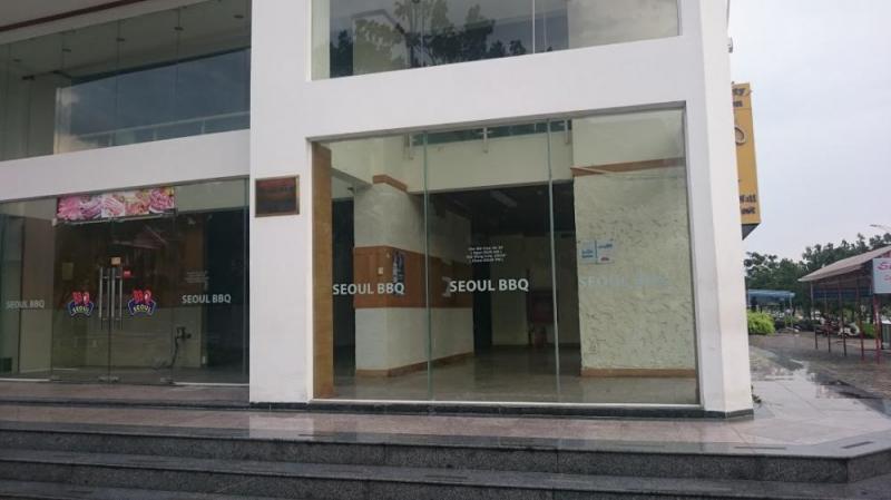 Cho thuê mặt bằng kinh doanh diện tích lớn tại đường Ngô Quyền